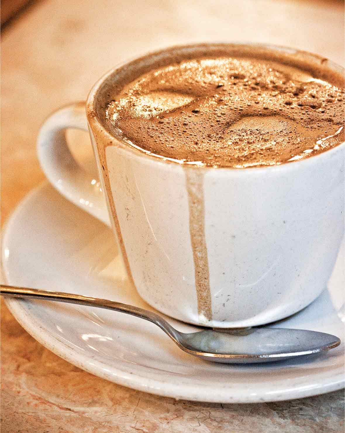 Mexican Hot Chocolate Recipe | Leite's Culinaria