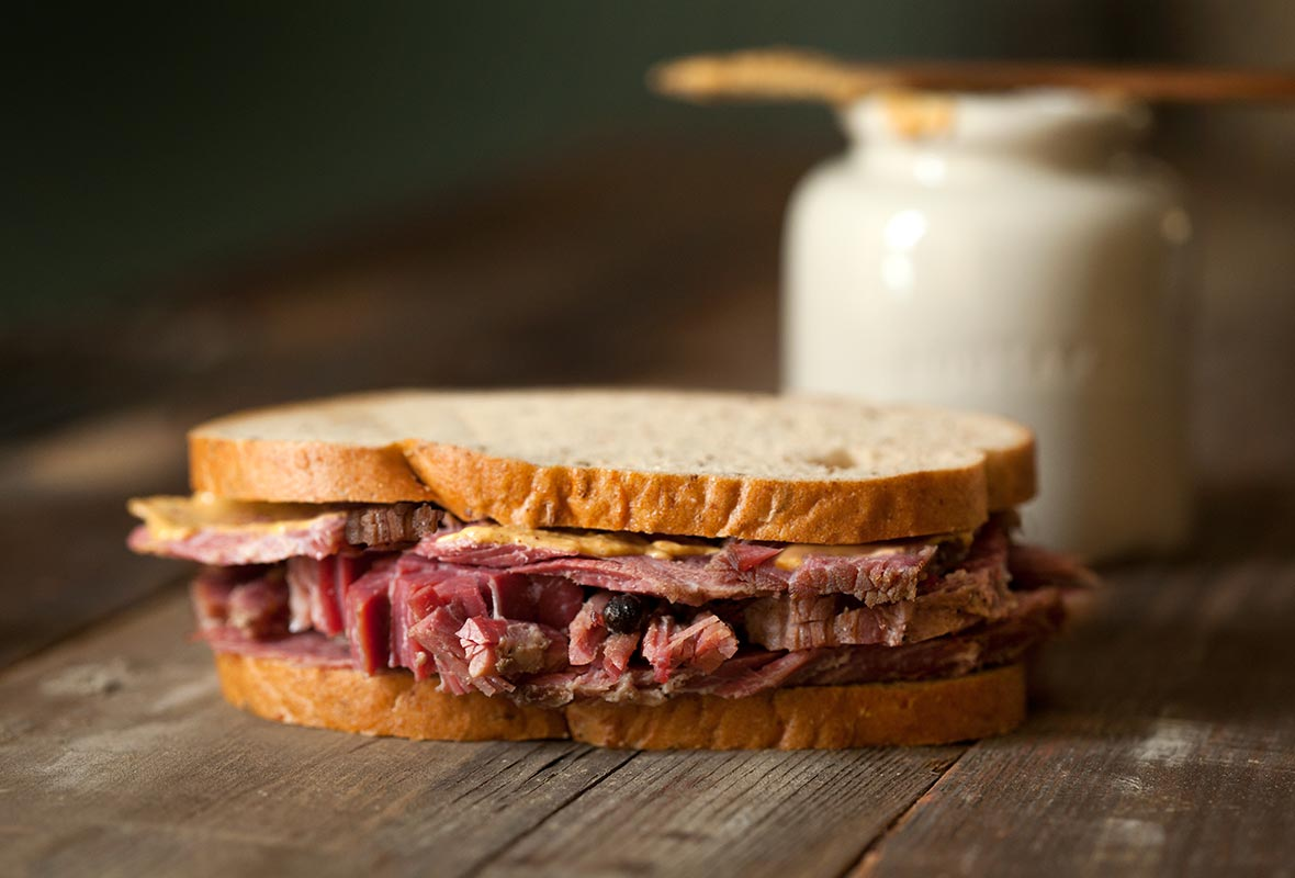 Homemade Corned Beef Recipe