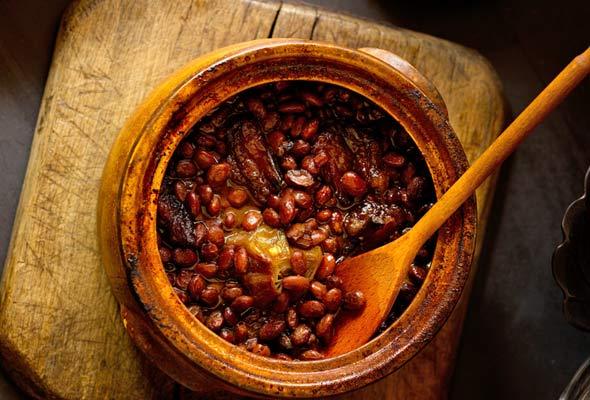 Appalachian Cider Baked Beans Recipe