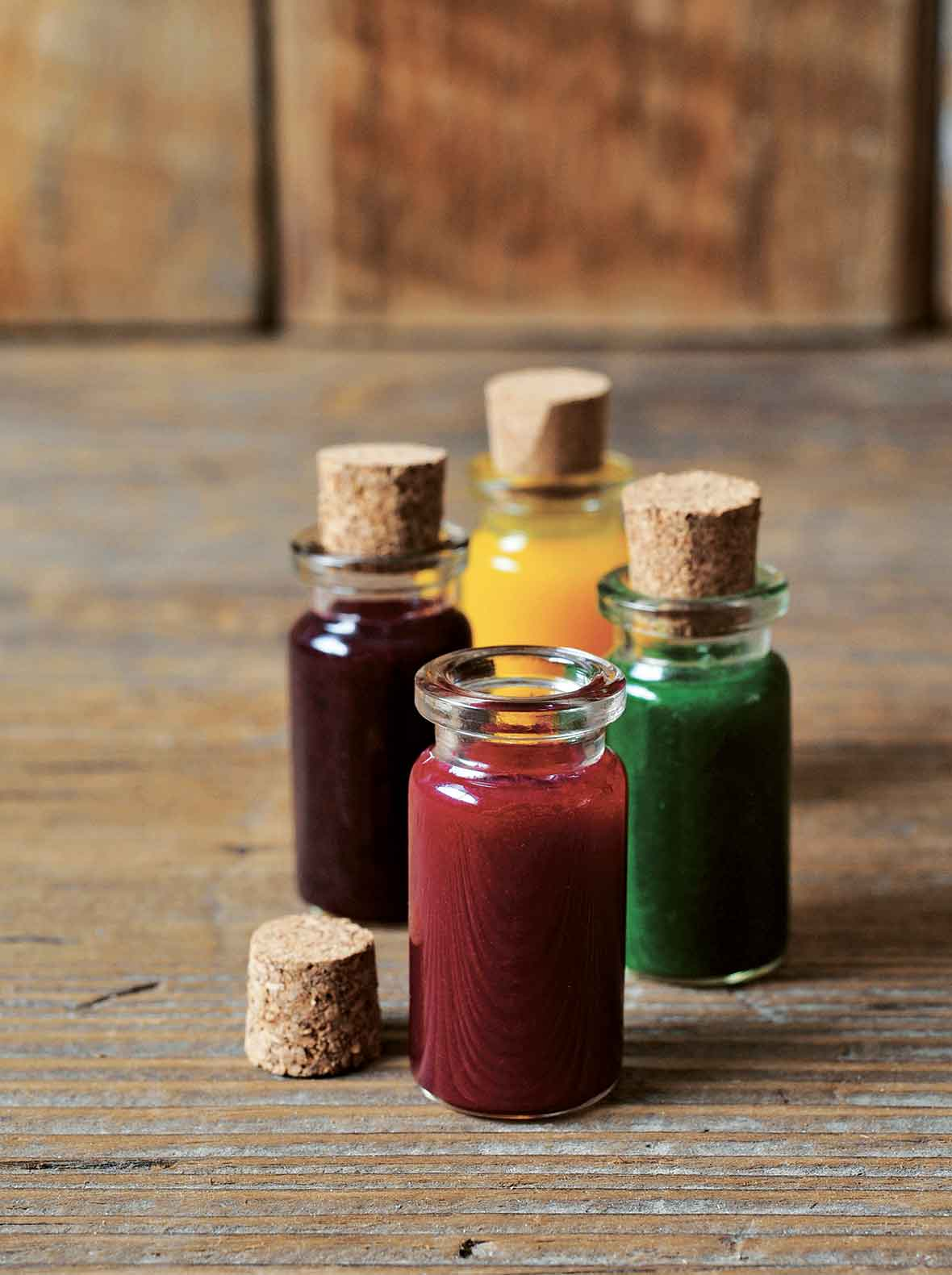 How To Make Natural Food Coloring Recipe | Leite\'s Culinaria